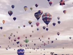 Albuquerque Balloon Festival 2015