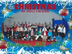 Branson Christmas 2013