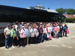 Mississippi River Cruise Spring 2016