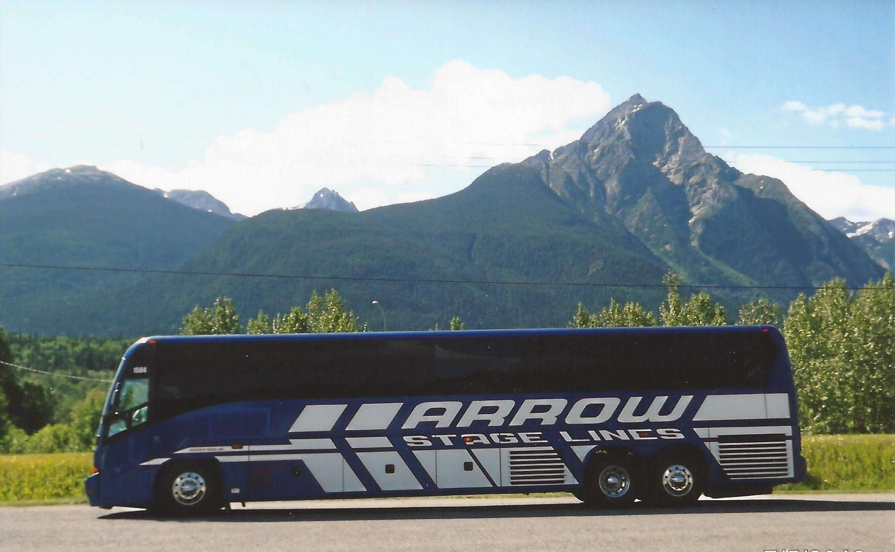 Alaska Bus 2013