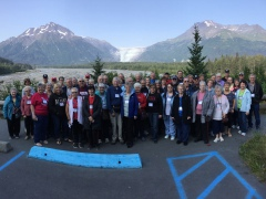 Alaska Cruise and Land Tour 2019
