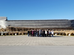 Ark Encounter Christmas 2019