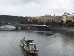 Blue Danube River Cruise 2018