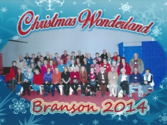 Branson Christmas #1 - 2014