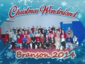 Branson Christmas #1 Group Picture