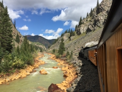 Colorado Aspen Rail Spectacular 2017