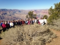 Group Picture at the Grand Canyon