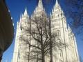 Temple Square at Salt Lake City, UT