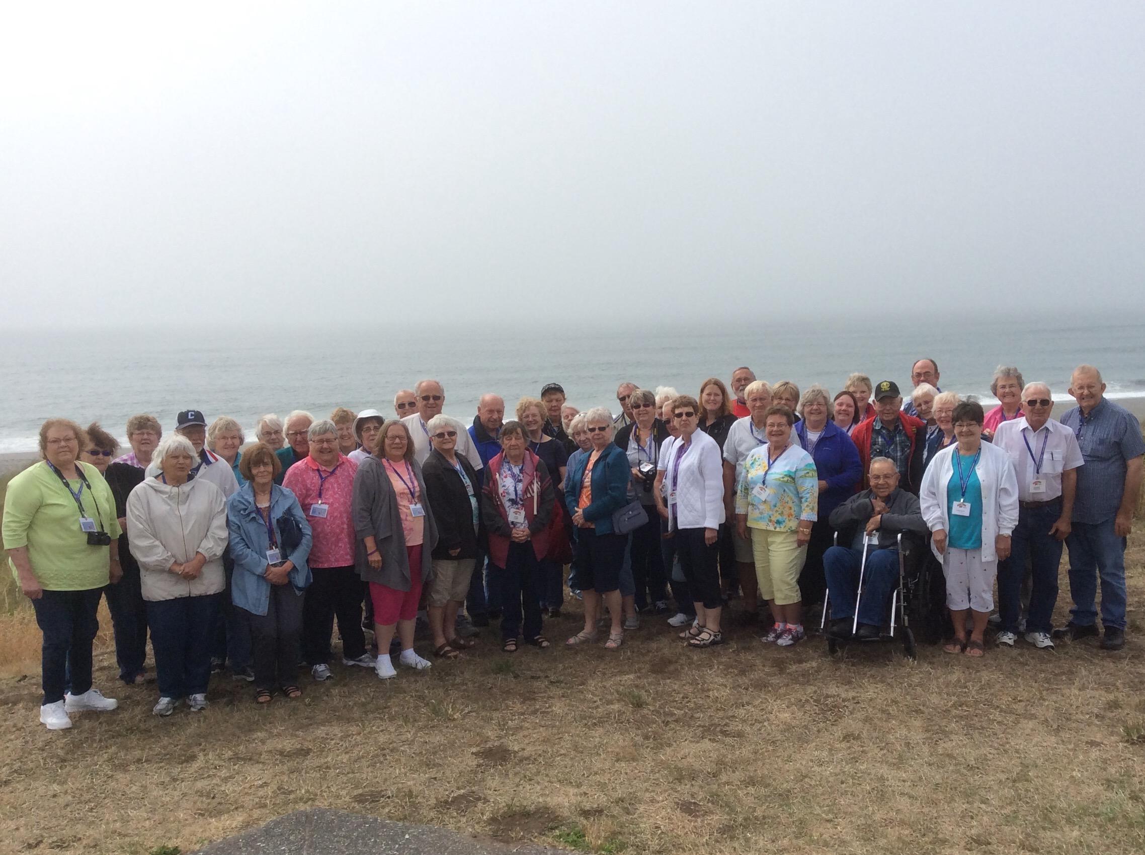 Group by ocean