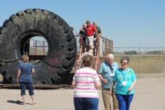 Giant Tire