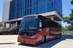 Bus in Biloxi