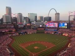 Kansas City and St Louis Baseball 2018