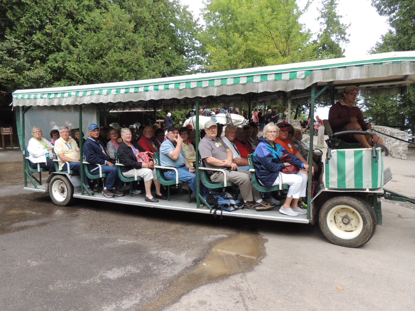 Mackinac Island Carriage Tours Jobs