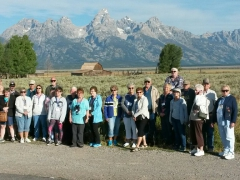 Magnificent Tetons and Yellowstone 2016