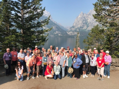 Magnificent Tetons and Yellowstone 2021