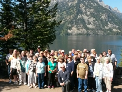 Magnificent Yellowstone and Tetons 2015