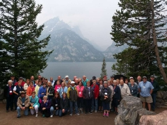 Magnificent Yellowstone and Tetons 2017