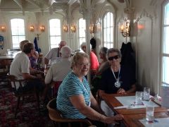 Mississippi River Cruise Autumn 2015