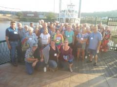 Mississippi River Cruise Autumn 2021