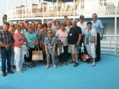 Mississippi River Cruise Spring 2015