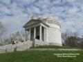 Vicksburg National Military Park, Illinois State Monument