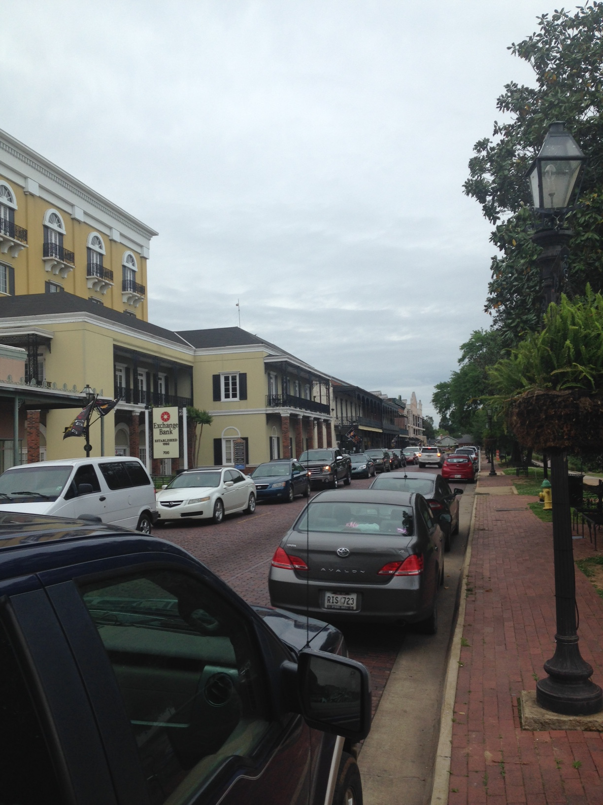 Historic Downtown Natchitoches