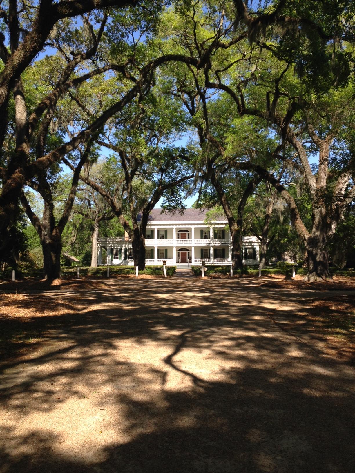 Rosedown Plantation Mansion