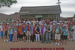 Chuckwagon Cookouts Group Picture