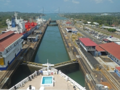 Panama Canal Cruise 2018