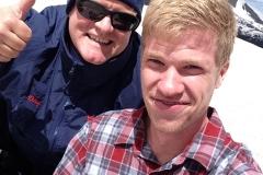 Doug and John