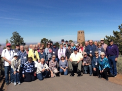 Spring Training and Grand Canyon 2017