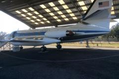 Lyndon B Johnson AirForce One