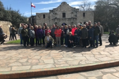Group at Alamo