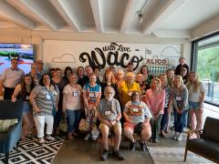 Waco Texas and Cowboy Country May 2021
