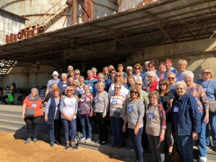 Waco, Texas and Magnolia Market at the Silos 8 2018