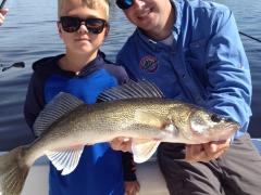 Walleye Fishing Trip May 2014