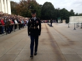 Changing of the Guard at Arlington National Cemetary