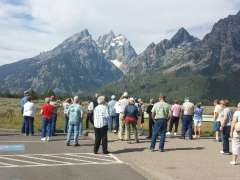Yellowstone & Tetons 2014