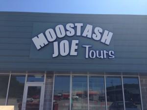 New Moostash Building